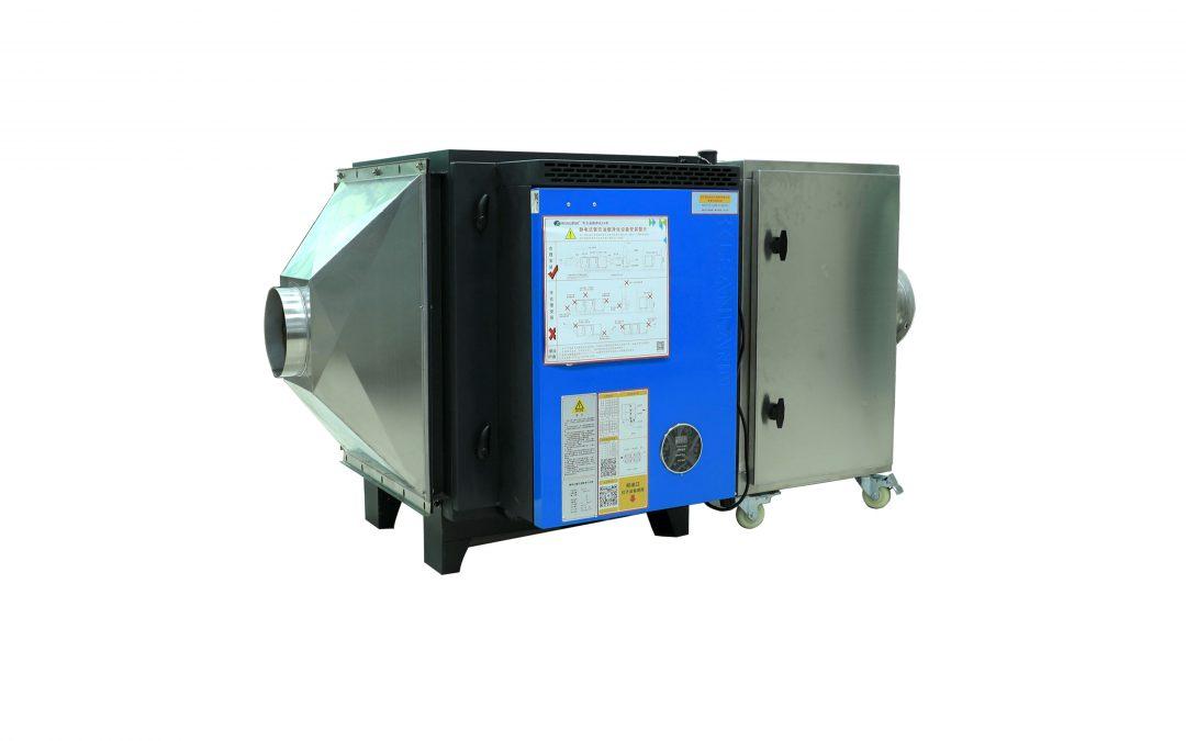 高压静电联合臭氧催化氧化设备