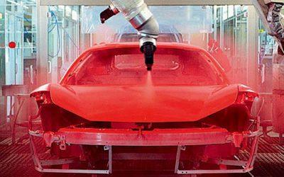 汽车涂装、喷漆废气
