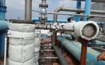 污水厂除臭及残余臭氧尾气
