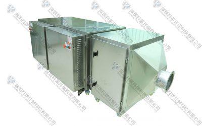 双介质低温等离子联合臭氧催化氧化设备