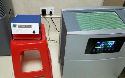 室内空气净化行业解决方案